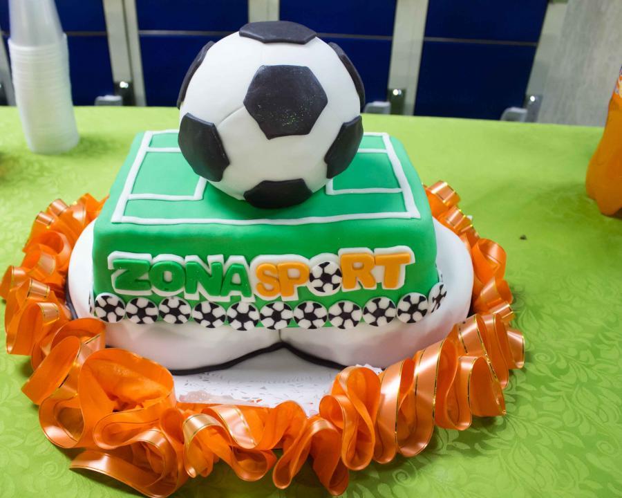 Inauguración Zona Sport Club