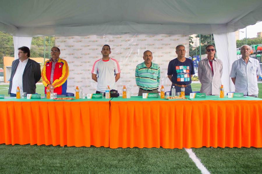 Inaugurada La Academia de Fútbol Real Aragua Sport Club